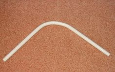 HOW TO BEND PVC PIPE - For the Tunnel Idea pin before