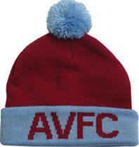 8edbea08c99 Sampiyon Sport   Aston Villa pompom Beanies · Aston Villa FcBeaniesBeanie  HatsBeanie