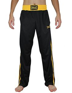 nice Everlast Mens Dri-Fit Mesh Exercise Boxing Track Pants / Sweatpants XL Black  Product Features  100% Authentic Everlast merchandise, satisfaction guaranteed. Extremely high quality fabric: 100% athletic quality micro-polyester; ... http://imazon.appmyxer.com/health-fitness/everlast-mens-dri-fit-mesh-exercise-boxing-track-pants-sweatpants-xl-black/