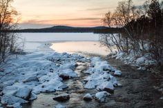 Kutuniva, Jerisjärvi, by Heikki Rantala