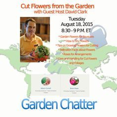 Join this special event to find out how to create the most beautiful bouquets from your home garden! http://app.webinarjam.net/register/17833/836c10b83c