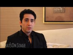 John Lloyd Young chats about Jersey Boys on Stage and the Big Screen