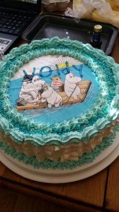 Muumi cake