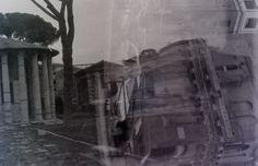 https://flic.kr/p/FzRKcK   Temple of Hercules Victor, Rome (Italy)   Holga, Lomography Lomography #holga #analog #photography #blackandwhite #rome