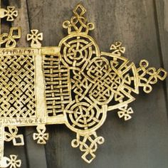 ethiopian processional cross - Google Search