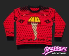 This might be the best christmas sweater ever made!