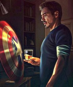 Find images and videos about Marvel, captain america and iron man on We Heart It - the app to get lost in what you love. Marvel Avengers, Marvel Dc Comics, Marvel Heroes, Nightwing, Batwoman, Captain America, Marvel Universe, Marvel Fanart, Steve Rogers