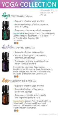 Image result for yoga collection doterra