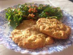 Hambúrgueres de peixe Salsa, Chicken, Meat, Food, Healthy Recipes, Pisces, Meals, Restaurant Salsa, Essen