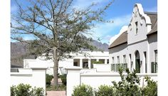 L'Amite Farm, Franschhoek Architects, Mansions, House Styles, Home Decor, Mansion Houses, Homemade Home Decor, Decoration Home, Room Decor, Villas