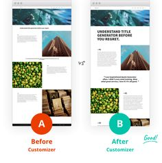 Free Divi Article Layout