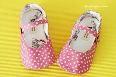 DIY baby shoes   I think sew: Product Information