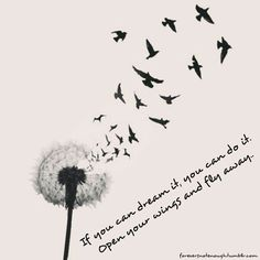 Flying Dandelion Quotes. QuotesGram