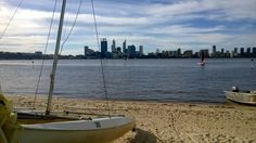 Perth is my city! Taken from South Perth foreshore looking across the Swan River to the west end of the CBD