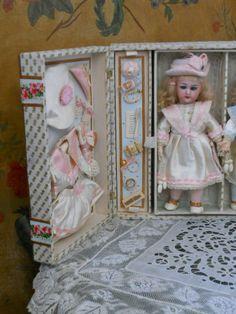 doll with presentation box