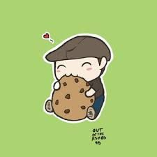 Jacksepticeye Awe he's got a cookie. EVERY BOSS NEEDS A COOKIE IN THEIR DAILY DIET. Except you BILLY, you suck.