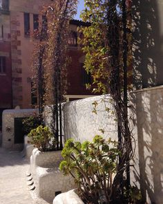 The sun is shining in #Barcelona on the first day of March! #elpalauetlivingbarcelona #holamarzo #hotel #luxury #boutique