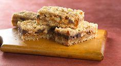 Rice Krispies*Chocolate Caramel Bars