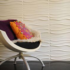 Pannelli tridimensionali wallart sands dal design moderno ed accattivante confezione da mq.3.