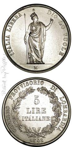 Regilla ⚜ Italia libera, Dio lo vuole 1848