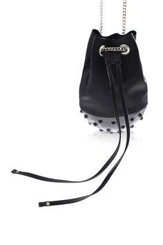 Medusa Brand Paris bag Black