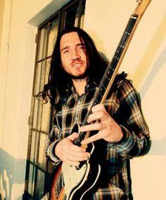 Johnny boy with his Telecaster. Chilli Pepers, Children Of Bodom, Dear John, John 3, Bullet For My Valentine, John Frusciante, Hottest Chili Pepper, Jack White, Music Guitar