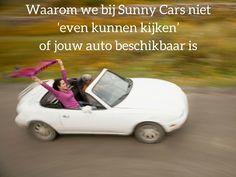 Waarom we bij Sunny Cars niet 'even kunnen kijken' of jouw auto beschikbaar is. Lees dit blog van Sunny Cars.