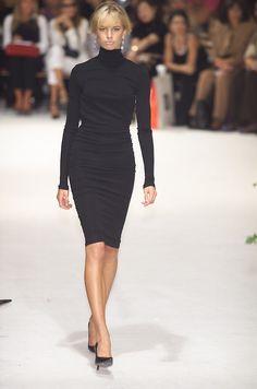 lelaid:  Karolina Kurkova at Dolce & Gabbana S/S 2001