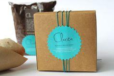 Clarita Pães do Mundo - Plexo Design Lab #packaging #bakery