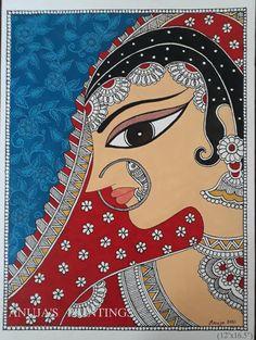 Madhubani Paintings Peacock, Peacock Painting, Madhubani Art, Indian Art Paintings, Fabric Painting, Painting Art, Mandala Art Lesson, Mandala Drawing, Dolphin Coloring Pages