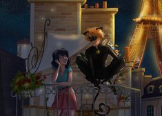 MariChat 02-02-16 by Luciand29 on DeviantArt