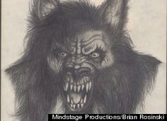 Michigan Dogman, Mysterious Upright Canine Creature, Haunts State's Backwoods