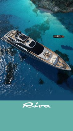 Beautiful #yachting image. Check  out those clear oceans. #RiggingInPalma