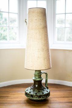 Find This Pin And More On Ceramics. Stein Keramik U0027Fat Lavau0027 Floor Lamp ...