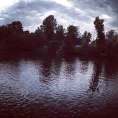 Summertime sadness. Aug 2014. Lubeck.