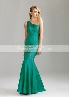 bridalofmall.com Offers High Quality Charming Green Sheath Evening Dress,Priced At Only US$145.00 (Free Shipping) #DesignerDress #CheapDress  #CocktailDress  #Fashion  #PromDress  #BatMitzvahDresses #EveningDresses #MarineBallDresses #MaxiDresses