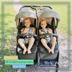 We are LOVING the personalised touch of adding George and Harry's very own names to their new Infababy Duo-Elite Double Buggy! Super cute 🤩  Thanks to kimberleyhannahx  for sharing this great photo with us! Double Buggy, Travel System, Great Photos, Baby Strollers, Car Seats, Mosaic, Super Cute, Names, Touch
