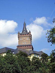 Schwanenburg, Kleve, Germany