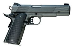 Christensen Arms Government Lite 5in-Classic 45ACP Titanium Frame-Stainless Slide -Tungston Frame Fi
