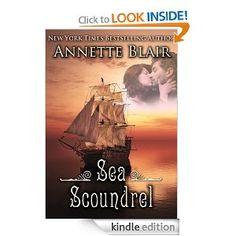 FREE: Sea Scoundrel (Knave of Hearts, Bk 1) eBook: Annette Blair: Kindle Store https://www.facebook.com/romanceaddicts