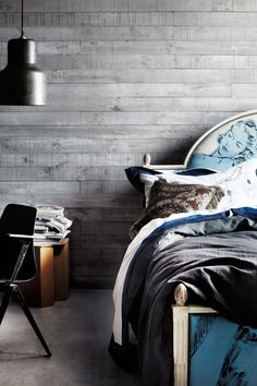 The Block Room Reveals – why it was all about timber panelling. Styling by…