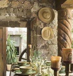 Hacienda-Loggia   Indeed Decor