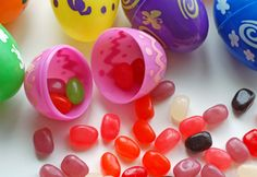 15 Easter games.  We are having an Easter picnic this year and some of these will be great @ Aunt Diana's!