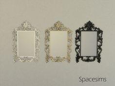 spacesims' Charlotte bedroom - Mirror