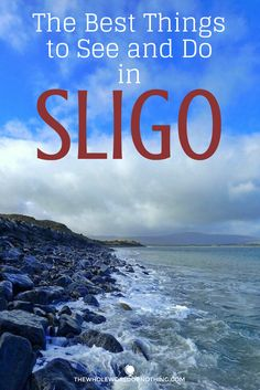 Sligo on the west coast of Ireland is a real undiscovered gem. Wild beaches, picturesque landscapes and friendly people made our visit an amazing experience.
