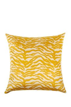 "Charlie Kenya Down Pillow - Multi - 20"" x 20"" by Image By Charlie Bedding & Accents on @HauteLook"