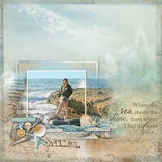 Oscraps :: Shop by Designer :: Anna Aspnes Designs :: ArtPlay Palette Ocean Cove