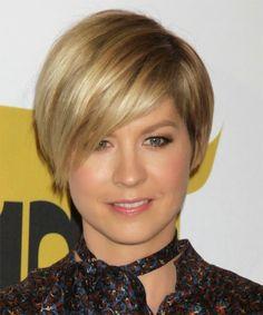 Jenna elfman short haircuts | Hair and Tattoos