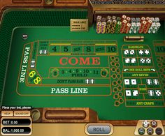 This Craps is played like all online craps and very close to the way you would play at a casino on land... read more http://www.freeslots.jp/free-games/betsoft/craps/
