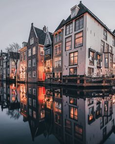 Amsterdam , Netherlands shared by Lucian on We Heart It Beautiful World, Beautiful Places, Places To Travel, Places To Visit, Travel Aesthetic, Adventure Awaits, Auckland, Travel Inspiration, Cool Photos